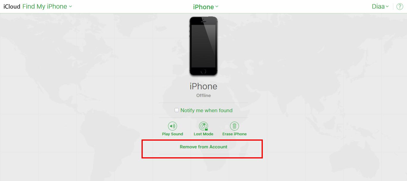 iCloud - Find My iPhone 2015-11-21 19-46-25