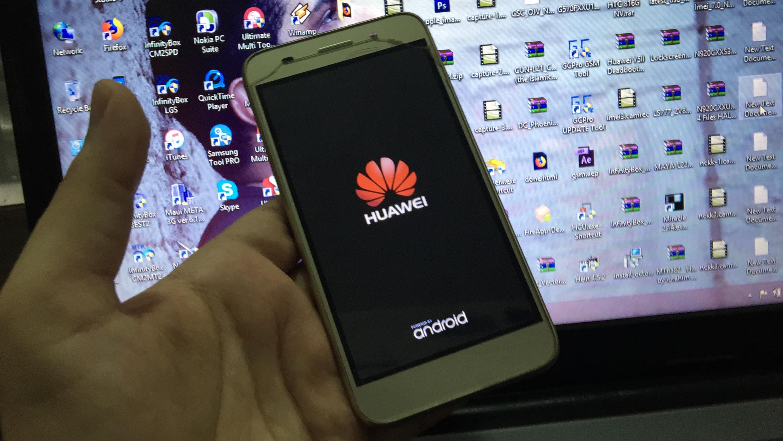 تفليش و احياء Huawei Y3 2017 CRO-U00 - منتدى عرب جى اس ام